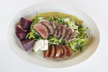 Steak & Beet Salad